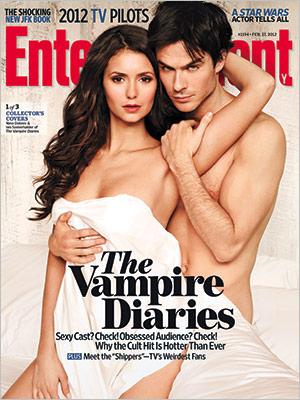 Fotky z únorového vydání EW Magazine