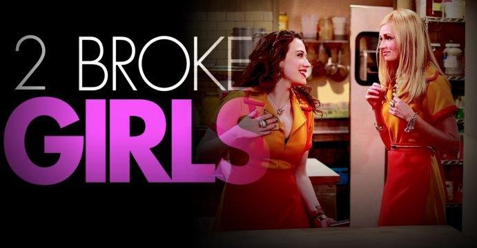 Две разорившиеся девочки / 2 Broke Girls 2 сезон (1-25 серия) смотреть