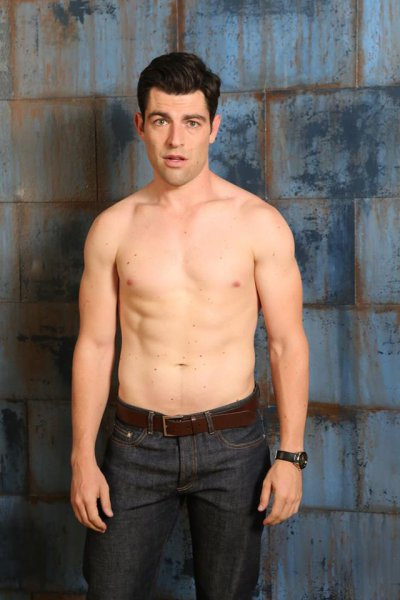 Greenfield shirtless max