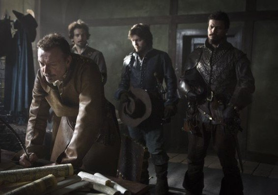 The Musketeers .S01e02