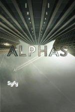 Alphas (Výjimeční)