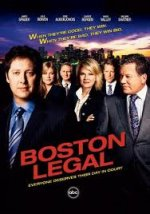 Boston Legal (Kauzy z Bostonu)