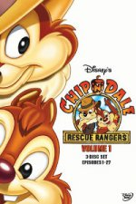 Chip 'n Dale Rescue Rangers (Rychlá rota)