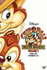Chip 'n Dale Rescue Rangers (Rychlá rota)