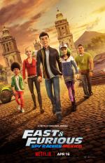 Fast & Furious: Spy Racers (Rychle a zběsile: Závodníci v utajení)