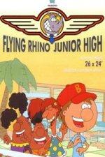"""Flying Rhino Junior High (Škola """"U létajícího tlustokožce"""")"""