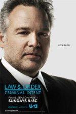 Law & Order: Criminal Intent (Zákon a pořádek: Zločinné úmysly)