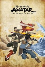 Avatar: The Legend of Korra (Legenda Korry)