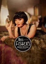 Miss Fisher's Murder Mysteries (Vražedné záhady slečny Fisherové)