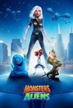 Monsters vs. Aliens (Monstra vs. vetřelci)