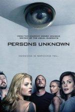 Persons Unknown (Město ztracených)