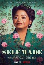 Self Made: Inspired by the Life of Madam C.J. Walker (Vypracovaná: Podle života Madam C. J. Walker)