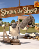 Shaun the Sheep 3D