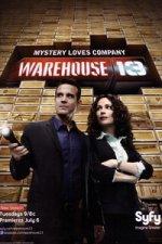 Warehouse 13 (Skladiště 13)
