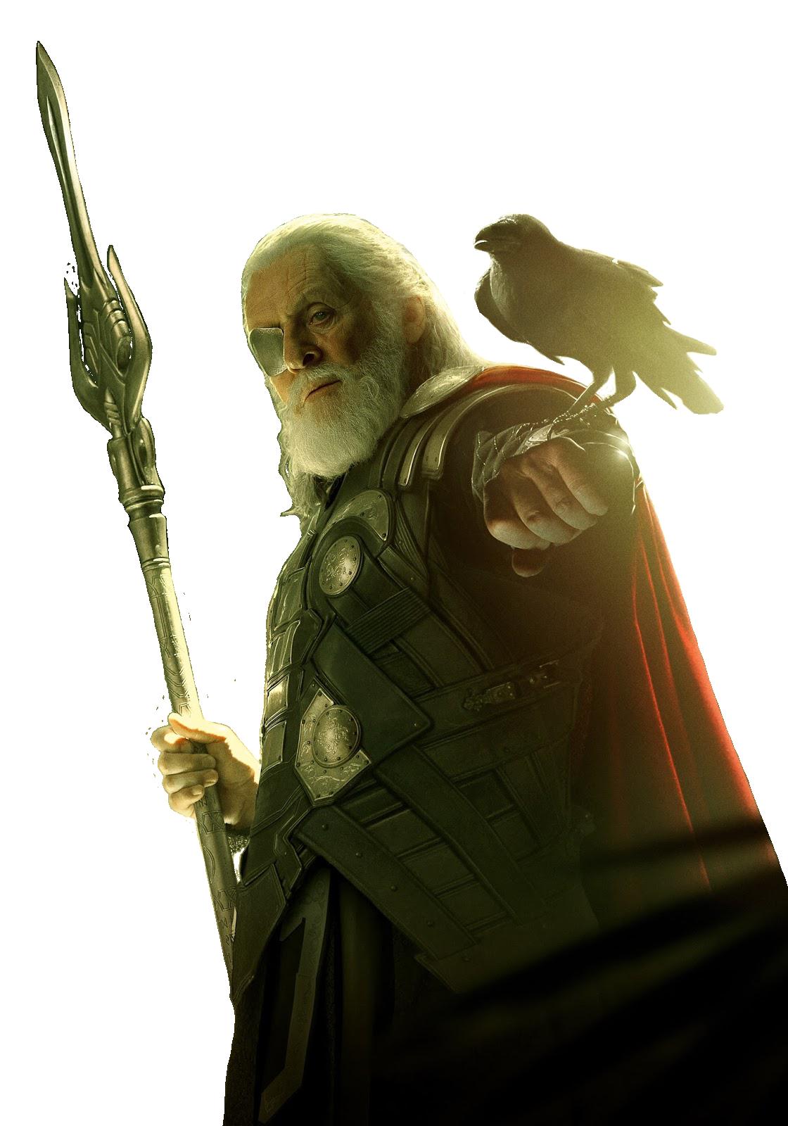 Odin Avengers Edna Cz