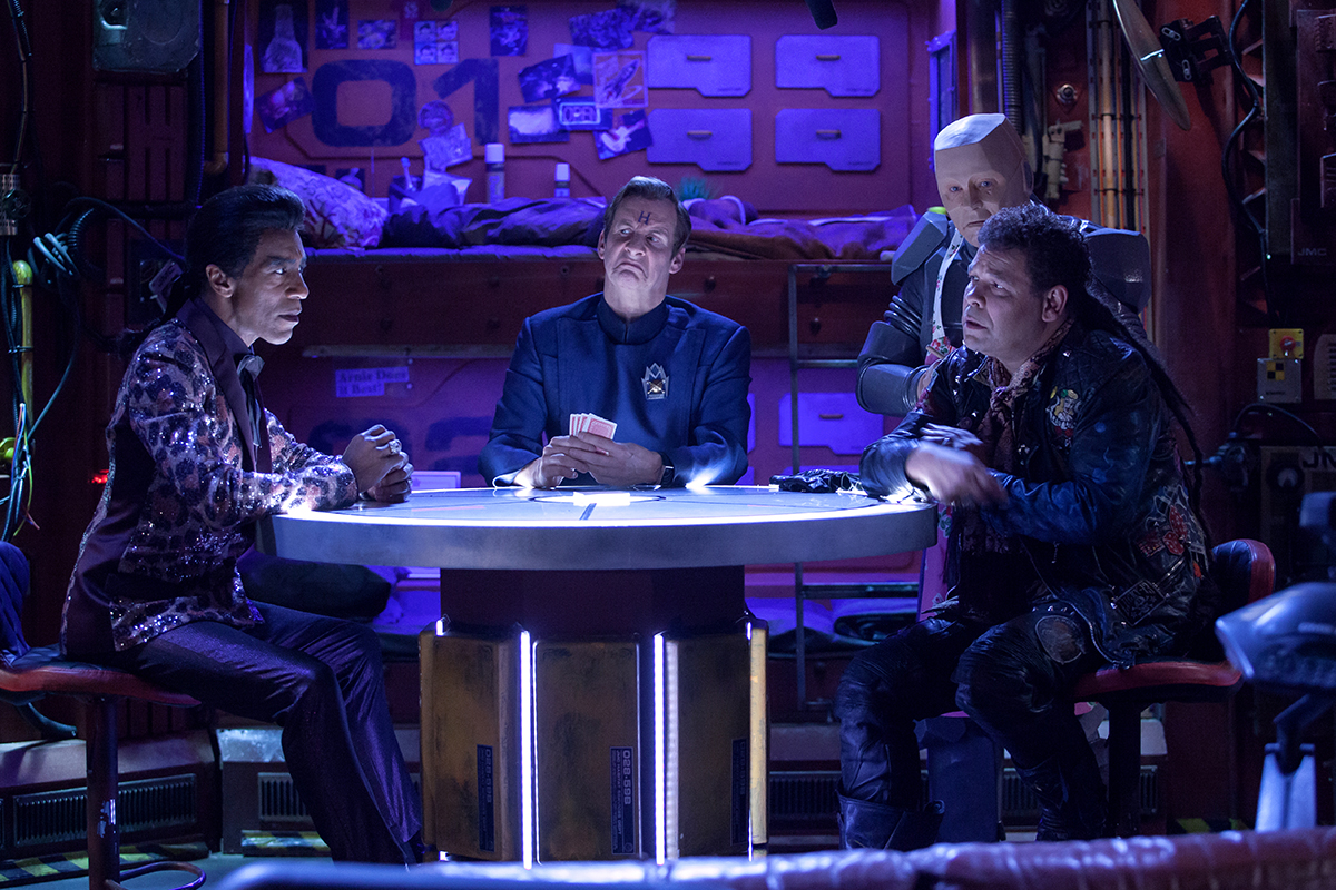 red dwarf episodes - HD 5105×3481